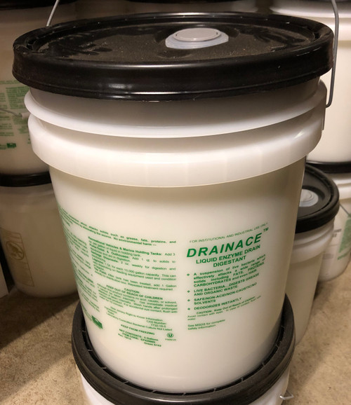 5gal Drainace Drain Enzyme Treatment