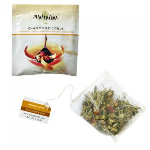 Mighty Leaf Chamomile Citrus Tea