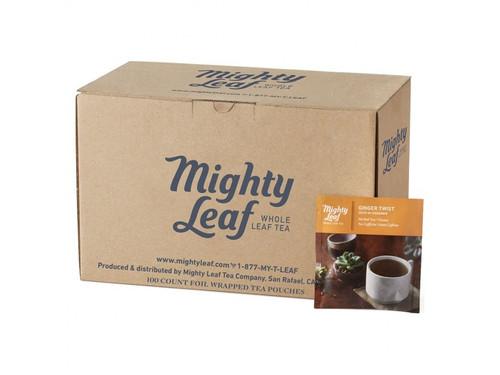 Mighty Leaf Ginger Twist Tea