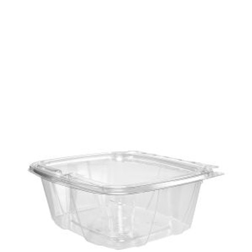 32oz ClearPac SafeSeal Tamper-Resistant Containers (200/cs)