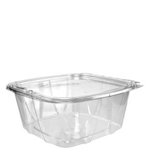 64oz ClearPac SafeSeal Tamper-Resistant Containers (200/cs)