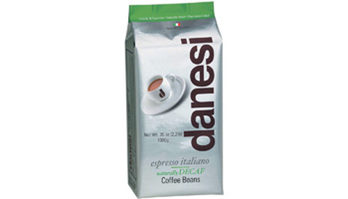 Danesi Caffe Decaf Whole Bean Espresso (6kilo/case)