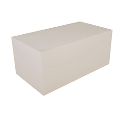 9x5x4 White SBS Paperboard Carryout Box (250)