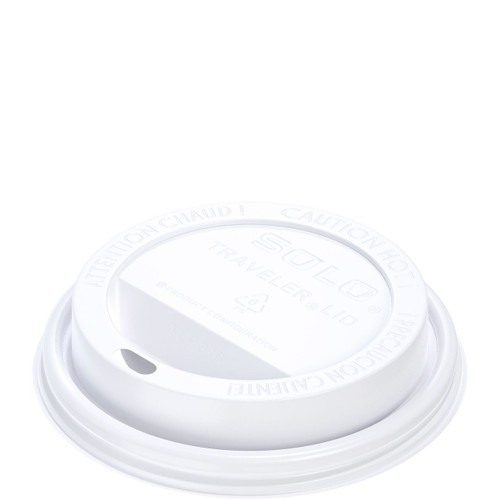 10oz Traveler® Cappuccino Style Dome Lids (10/100)