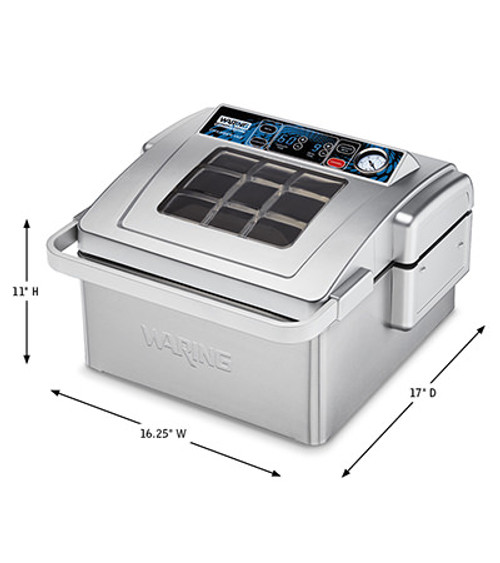 Waring® Commercial Chamber Vacuum Sealing System