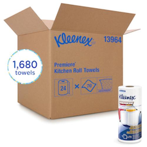 Kleenex® Premiere Kitchen Roll Towel (24/70)