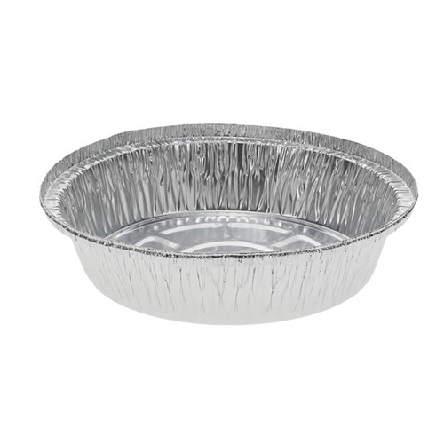 """7"""" Round Foil Pan Only (500/cs)"""