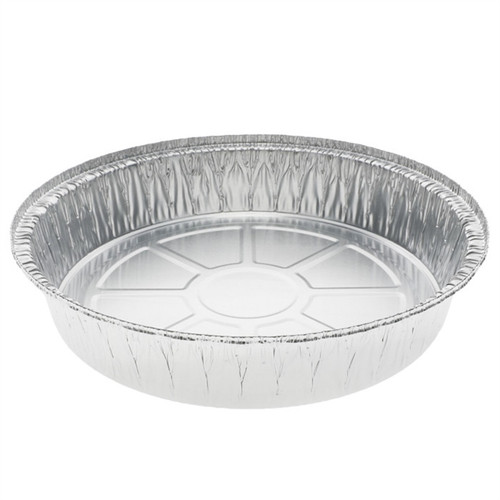 "9"" Round Foil Pan Only (500/cs)"