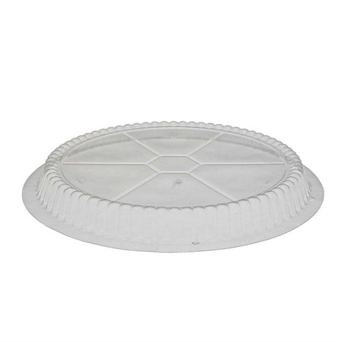 "9"" Clear Dome for Round Foil Pan Only (500/cs)"