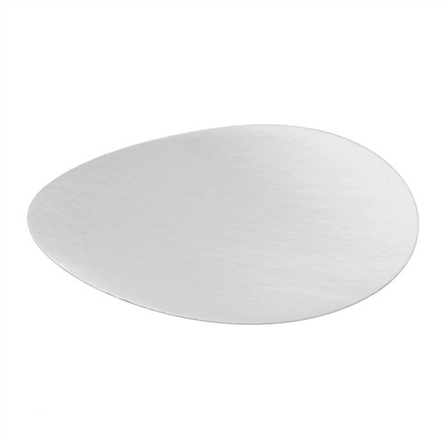 "7"" Flat Board Lid for Round Foil Pan Only (500/cs)"
