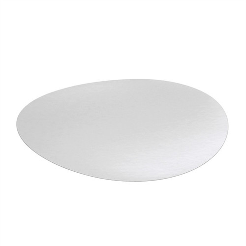 "9"" Flat Board Lid for Round Foil Pan Only (500/cs)"