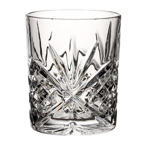 "Hospitality Glass Symphony Old Fashioned Glass, 11-1/4 oz., 3-3/4""H (3-1/4""T; 2-3/4""B), glass, clear (6 each per case)"