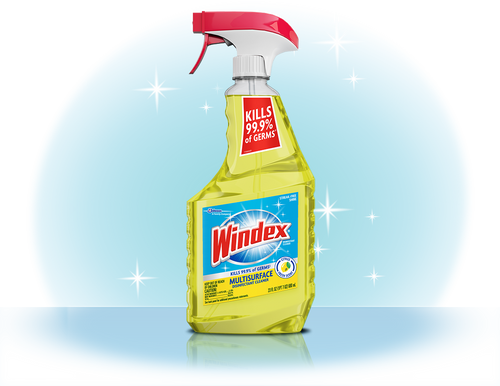 Windex® Disinfectant Cleaner Multi-Surface (12/32oz)