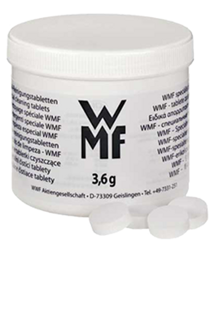 3.6 gram WMF BISTRO Cleaning  Tablets (100/jar)