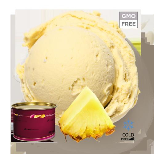 Montebianco Doppio Frutta Ananas - Pineapple (2/4kilo)