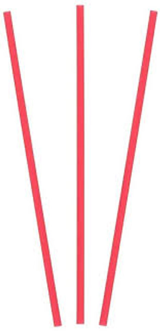 "5"" Red Resin Cocktail Stirrer (10/1m)"