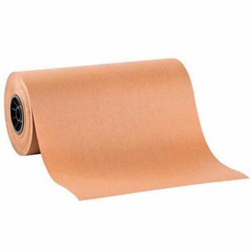 """12"""" Peach Paper, roll 1,000' per roll"""