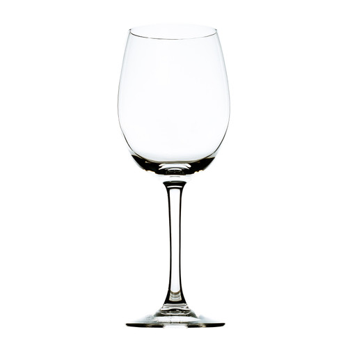 "Nude Reserva Wine Glass, tall, 12 oz., 8""H (2-1/2""T; 3""B), lead-free crystal (24 each per case)"