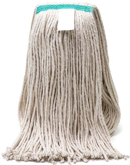 #24 Value Cotton Cut End Narrow Band Mop Head (12/cs)