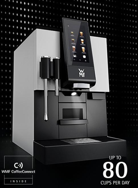 WMF 1100S 2-Hopper/Grinder Super Automatic Espresso Machine