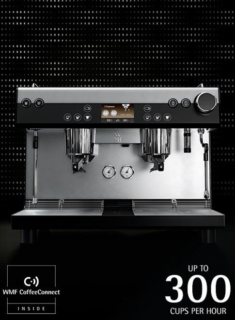 WMF ESPRESSO 5500 2 Grinder Hybrid Espresso Machine