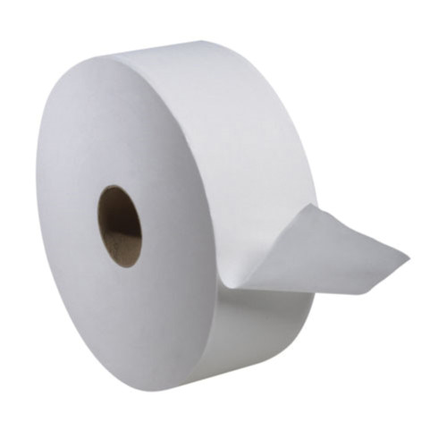 "Tork® Advanced Jumbo Roll 2-Ply Toilet Tissue ( 3.55"" x 1600' White Rolls ) 6/cs"