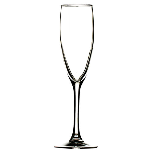 "Nude Reserva Champagne Glass, tall, 12 oz., 7-1/2""H (1-3/4""T; 2-1/2""B), lead-free crystal (24 each per case)"