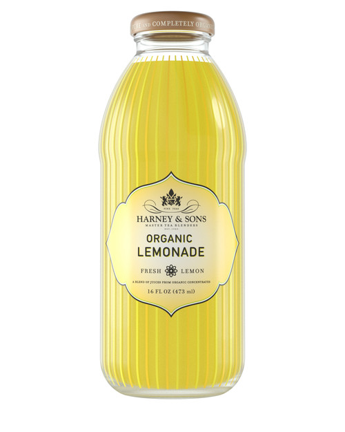 Harney & Sons Organic Lemonade Juice Drink (12/16oz)