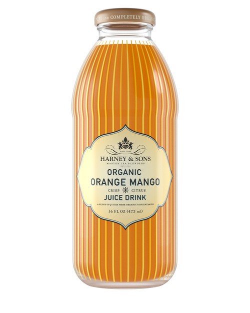 Harney & Sons Organic Orange Mango Juice Drink (12/16oz)