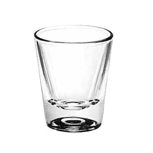 Whiskey Shot Glass, 1-1/4 oz (72/case)