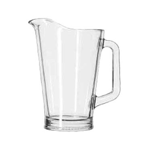 Libbey Glass Pitcher, 60oz (6/cs)