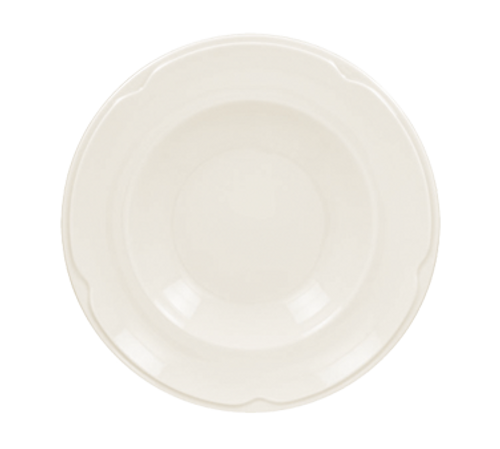 "Anna Pasta Plate 27 oz., 11-4/5"" dia., round, deep, oven, microwave, and dishwasher safe, shock resistant, and abrasion proof (6/cs)"