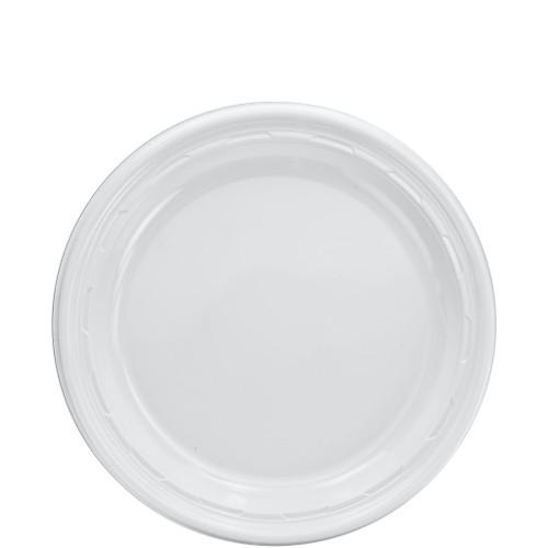 "9"" Famous Service® Impact Plastic Dinnerware (4/125)"