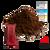 Montebianco Cacao 22/24 Pure Dark Cocoa Powder (10/1kilo)