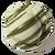 Montebianco Pistacchio Stracciatella (Hard Pistacchio Shell/Covering) (2/3kilo)