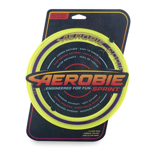 "Aerobie Sprint Flying Disk 10"" Frisbee"