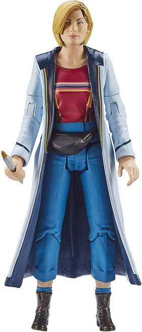 The Thirteenth 13th Doctor Who Action Figure 14cm