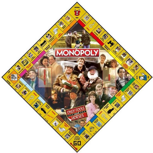 Monopoly Only Fools and Horses Special Edition