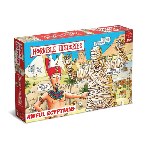 Horrible Histories Awful Egyptians Jigsaw Puzzle