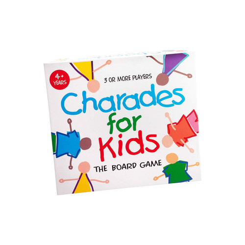 Charades For Kids from University Games