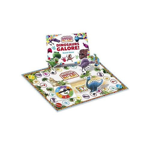 The World of Dinosaur Roar! Dinosaurs Galore Board Game