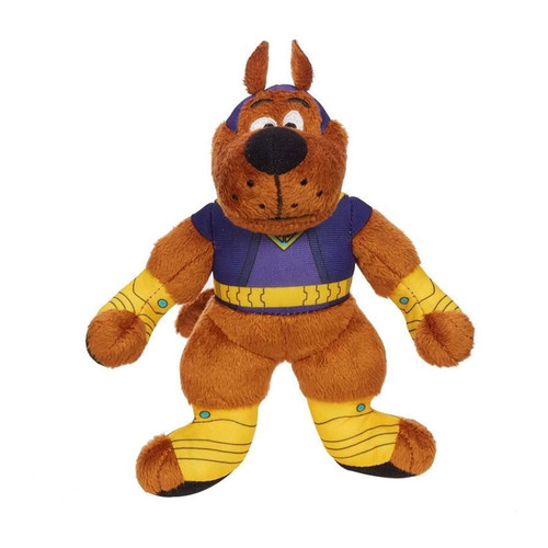 Super Scooby Small Soft Plush 20cm
