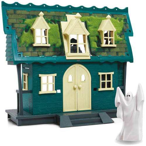Scoob! Scooby Doo Haunted Mansion Playset