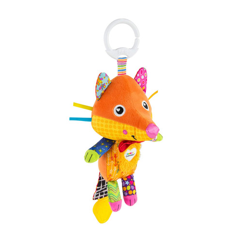 Lamaze Flannery The Fox Baby Sensory Pram Toy