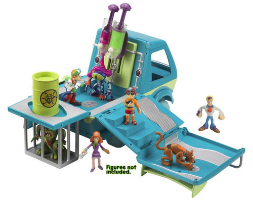 Scooby Doo Goobusters Mystery Machine 3664