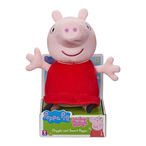 Peppa Pig Giggle & Snort Peppa with Sound