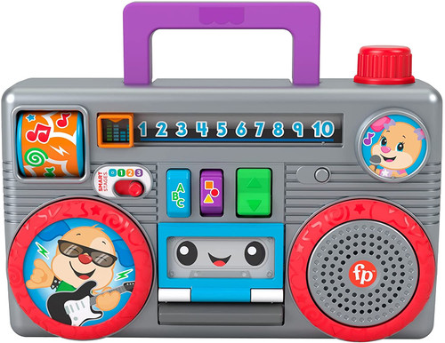 Fisher Price Laugh & Learn Busy Boombox