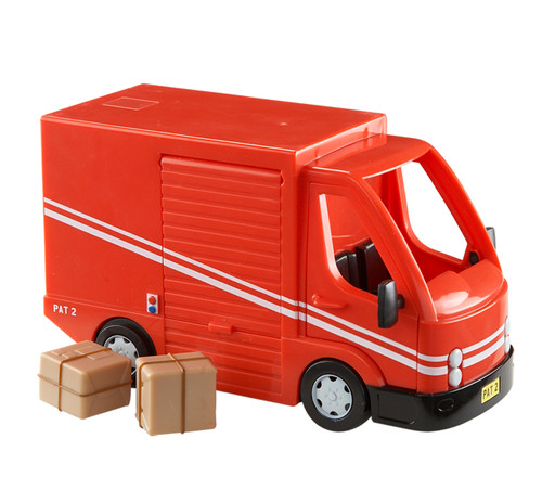 Postman Pat SDS Delivery Truck 03543
