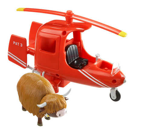 Postman Pat SDS Helicopter 03543