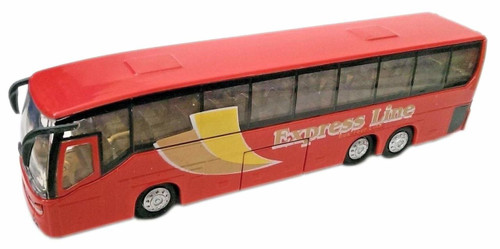 Teamsterz Red City Coach 1370246